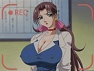 Helpless Anime Cutie was penetrated and comes